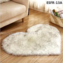Long Pile Faux Sheep Fur Rugs Esfr-13A