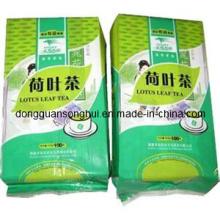 Пакет для упаковки бока Gusset Tea / Мешочек для чая
