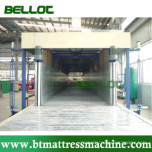 Full Automatic Horizontal Foam Machine