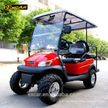 Big Tyre Utility vehicles Golf Car with CE Certificate