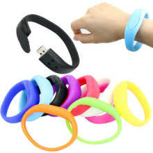 Custom Wristband USB Flash Memory Stick Силиконовый браслет