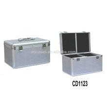 vente chaude 300CD aluminium disques CD fabricant cas
