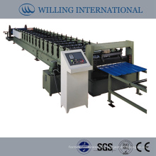 Hot Sale PLC Control Corrugated Roll Forming Machine