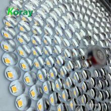 O diodo emissor de luz do UFO 100W cresce a lâmpada interna hidropônica da planta da flor do espectro completo claro