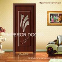 Hot Fashional Steel Wood Interior Room Door