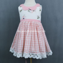 Modisches kariertes Kleid von High Quality Girl