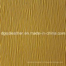 Высокое качество ПВХ Мебельная кожа (qdl по-PV0189)