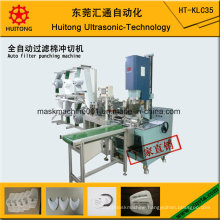 Auto Filter Making Machine with Printing