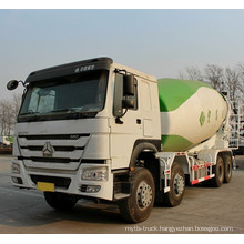 Sinotruk HOWO 8X4 16 Cubic Meters Concrete Mixer Truck