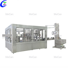 Full Automatic Rotary PET Water Filling Machine
