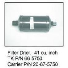 china fornecedor fliter secador thermo king 2541 (TK-66-5750) portador
