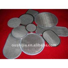 Toutes sortes de filtre en maille en acier inoxydable (usine)