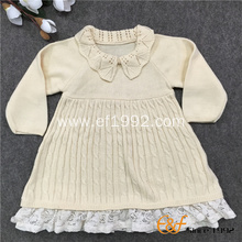 high waist lapel lolita style knitted sweater