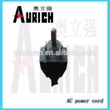 UL Standard PVC isolé cordon d'alimentation pour enrouleur de câble