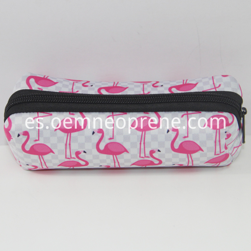 Alt Flamingo Pencil Bags