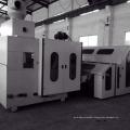 Wool Cashmere Acrylic Yarn Fiber Spinning Line Carding Machine Price