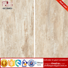 China factory tiles building materials glazed floor and wall wood look tiles