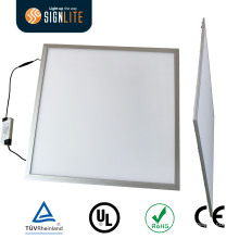 Ultrathin Slim Panel Light 20W 80lm/W 8.8mm Thick 300*300mm SMD 5730 LED Warm White