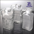 1.8L Grid Glass Pitcher with Cover (GB1105ZS-1)
