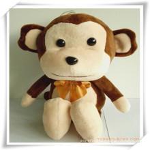 Lucky Monkey Plush Toys for Promotion