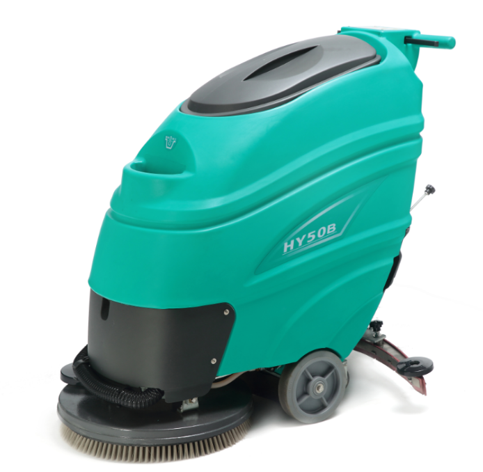 BATTERY TYPE FLOOR CLEAN MACHINE