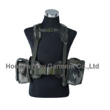 Military Gear Digital Camouflage Tactical Vest for Army (HY-V044)