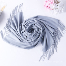 Hot selling  gifts Scarf women hijab Polyester hijab scarf for woman knit  cashmere scarf pattern