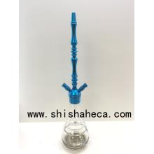 Colorful Fashion Style Aluminium Shisha Nargile Smoking Pipe Hookah