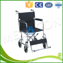 Multi-Purpose Lightweight Folding Wheelchair For Patient Health Care