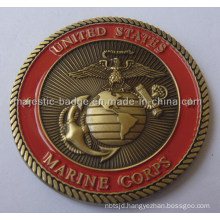 Customized Marine Corps Coin
