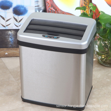 Metal Aotomatic Sensor Dustbin (A-16LB)