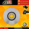 Китай тормозной диск оптовый авто запасной дисковый тормозной ротор G3000 серый чугун литье