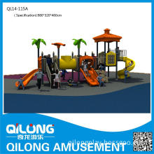 Kids Amusement Equipment, Children Kindergarten Sets (QL14-115A)