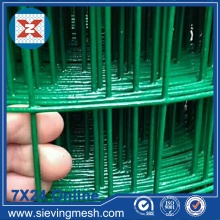 Roll bersalut PVC Welded Wire Mesh