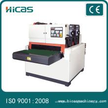 Machine en bois de ponçage de brosse de machine de brosse de fil de 1000mm poncant la machine