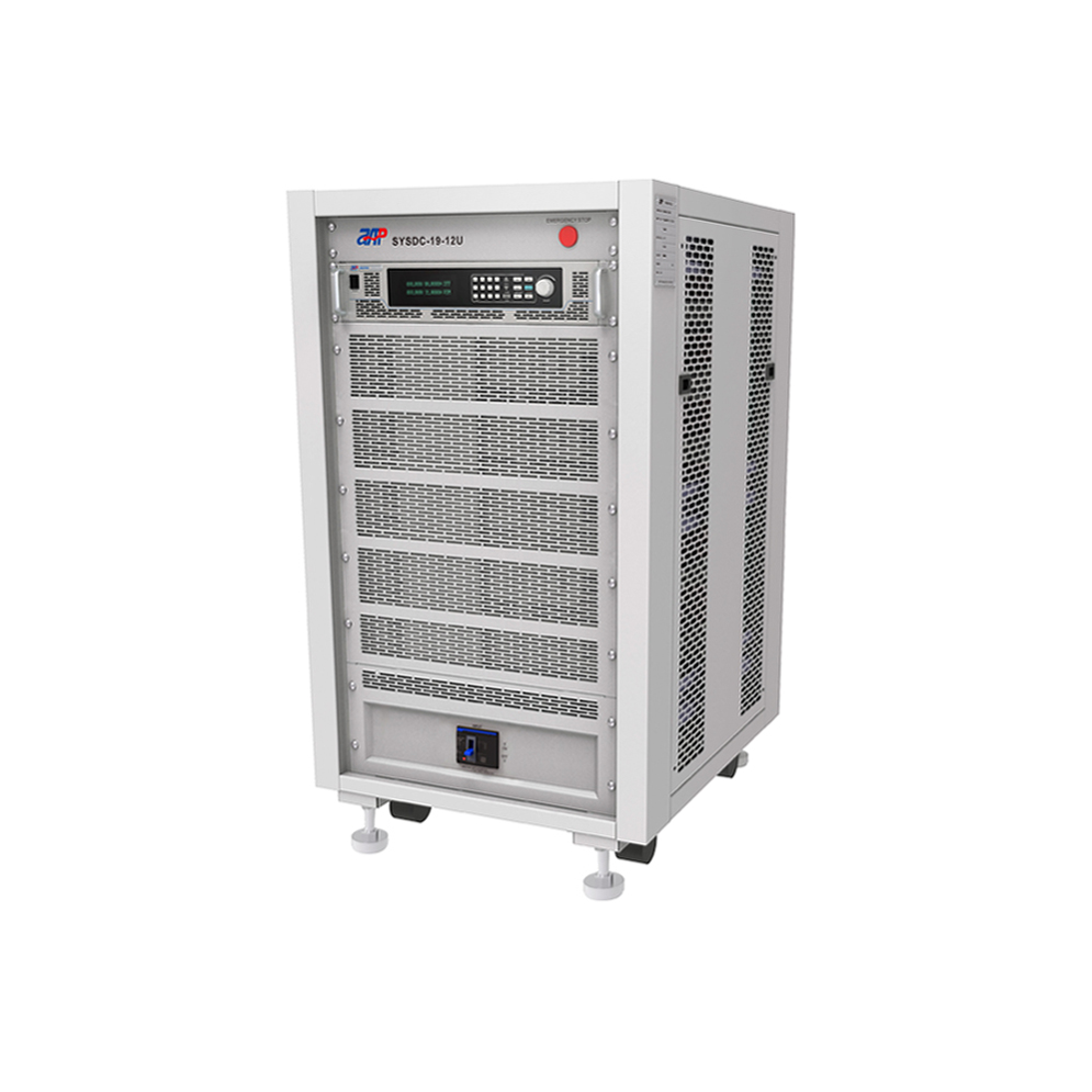 600V Lab Power Supply projektdesign 24kW