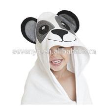 Toalla de bebé encapuchada del perro de lujo   100% Algodón / Bambú Extra Suave y Absorbente   Tamaño grande para bebés, niños pequeños, recién nacidos y