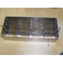 Детали решётки из листового металла / изготовление листового металла