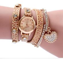 Yxl-402 Drop Shipping Vintage Reloj De Pulsera Watches Women Leather Strap Hot Sell Bracelet Wrist Lady Bracelet Watch