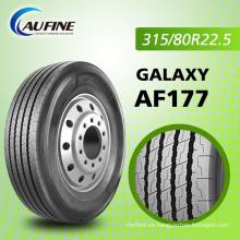 Neumáticos para camiones pesados, Radial TBR del carro llantas 295/80r22.5, 315/80r22.5