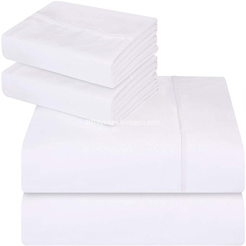 8collection Bed Sheets Set Hotel Luxury Platinum Collection 1800 Series Bedding Set Deep Pockets6
