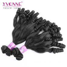 Wholesale Virgin Funmi Human Hair Weave