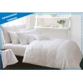 Sistema de la cubierta del edredón del algodón 6PCS, ropa de cama