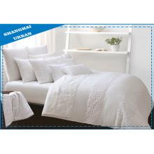 Conjunto de capa de edredão de algodão 6PCS, roupa de cama