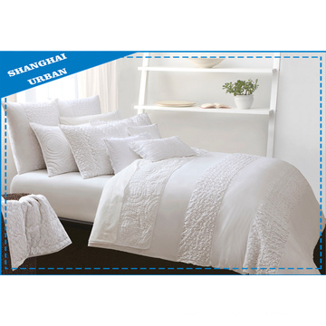 6PCS Cotton Duvet Cover Set, Bedding