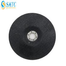 Disco de aleta de cerámica abrasivo de respaldo profesional de fibra de vidrio