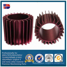 Motorcycle Housing Part Aluminum Die Casting Heat Sink