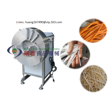 Hot-selling for Commercial Vegetable Cutting Machine Ginger processing machines supply to Kenya Supplier