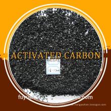 Granulierte Aktivkohle / Kohle auf Kokosnussbasis