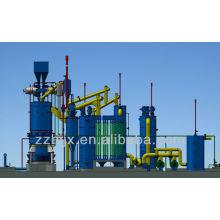 ISO, CE aprobó el gasificador de biomasa de venta caliente de la fabricante de China